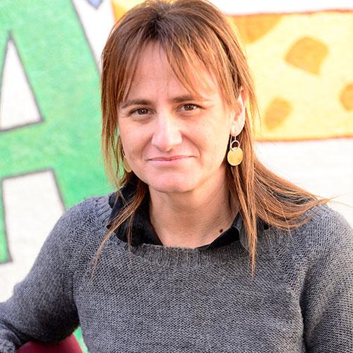 Cap d'estudis d'Educació Secundària: Maria Llach