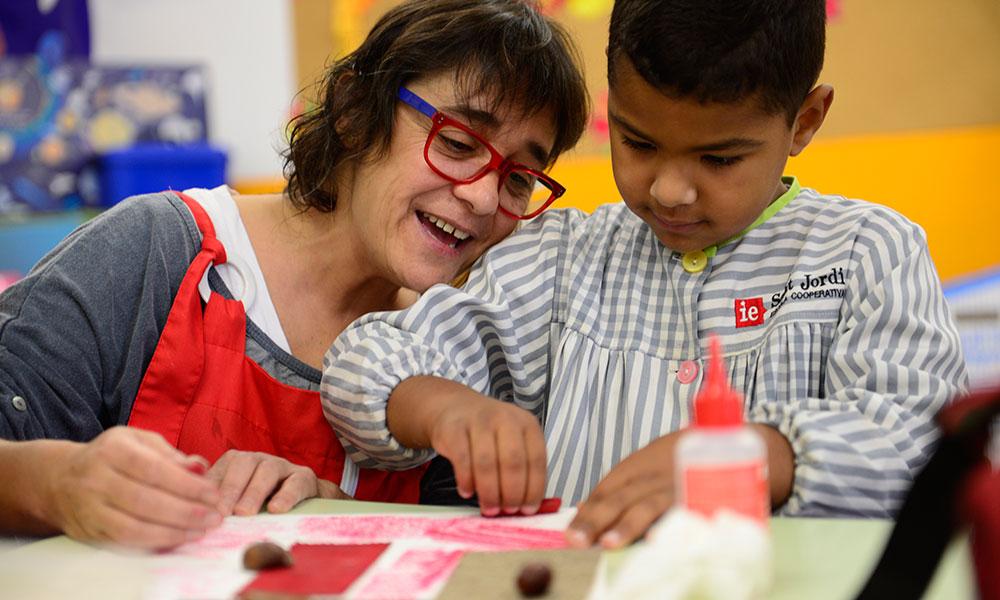 Projecte Educatiu IE Sant Jordi