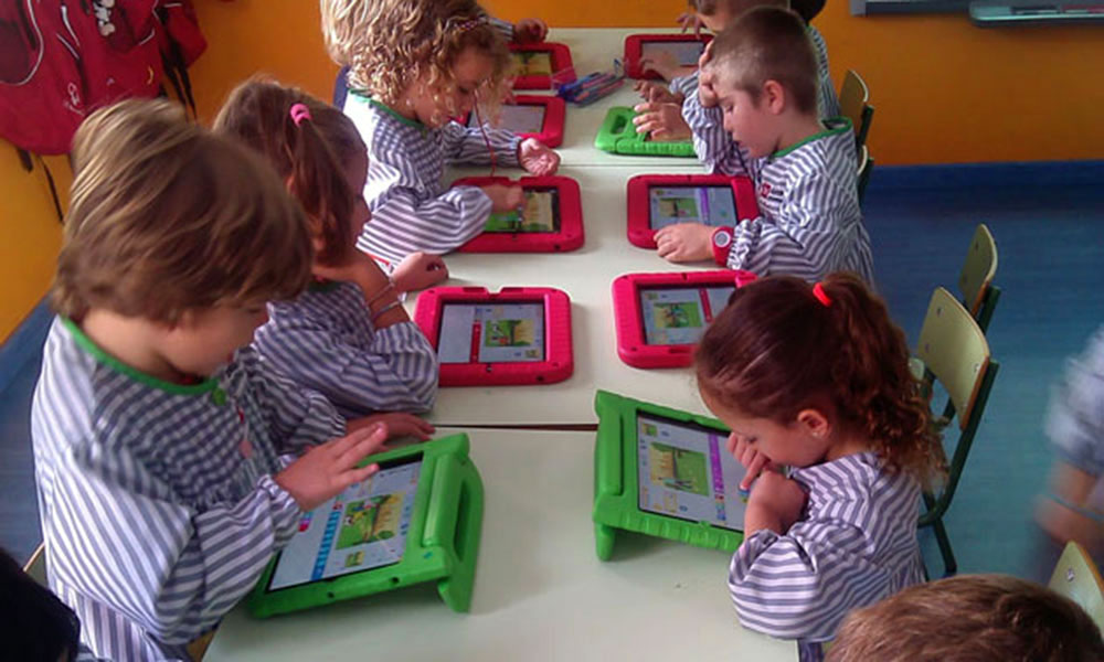 Educació Infantil IE Sant Jordi