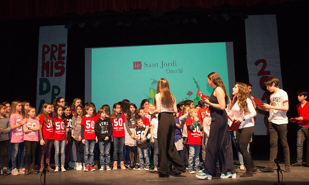 Educació Primària IE Sant Jordi