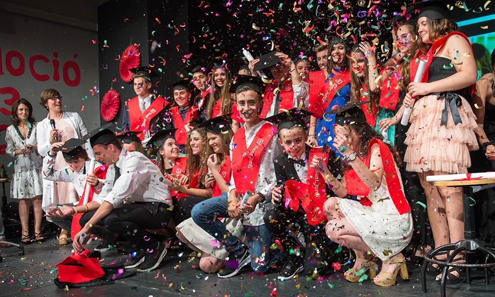 Educació Secundaria IE Sant Jordi