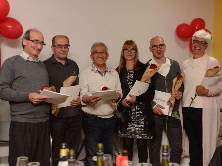 Sopar de Cloenda del 50è aniversari