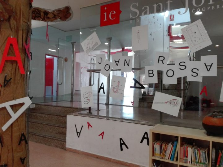 La poesia visual i Joan Brossa
