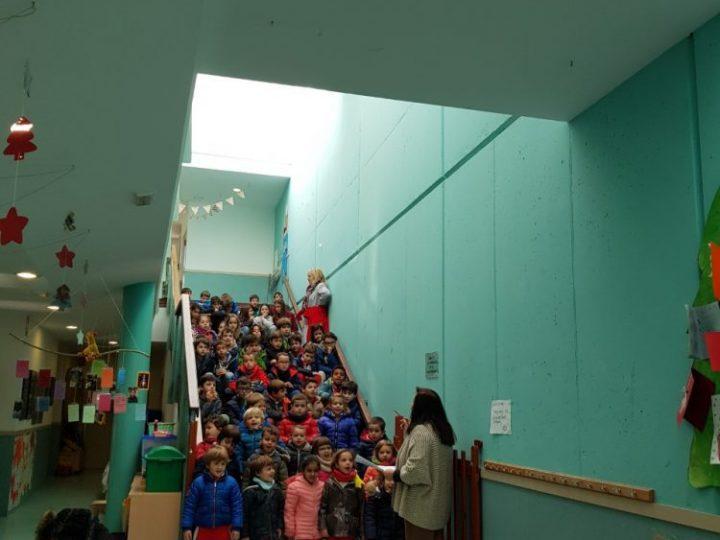 Compartim nadales a l'escola bressol!