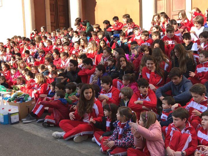 Celebrem el Dia Escolar de la No-Violència i la Pau