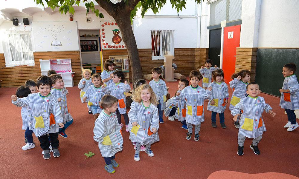 Educació Infantil | IE Sant Jordi | Aprenem Jugant