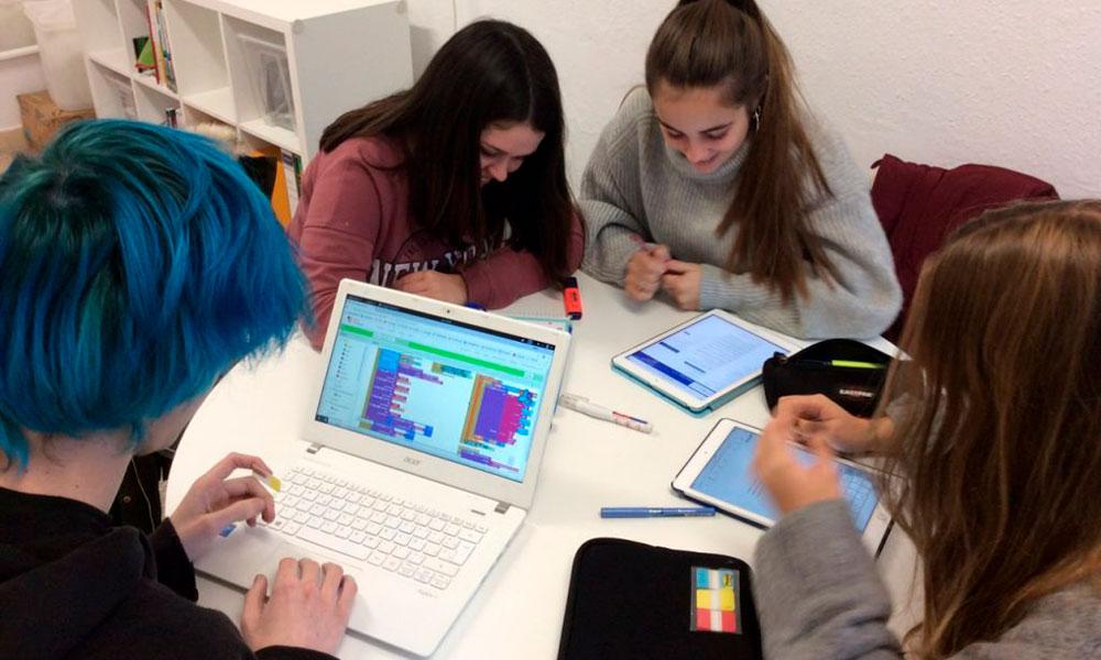 Educació Secundaria | IE Sant Jordi | Competencia Digital