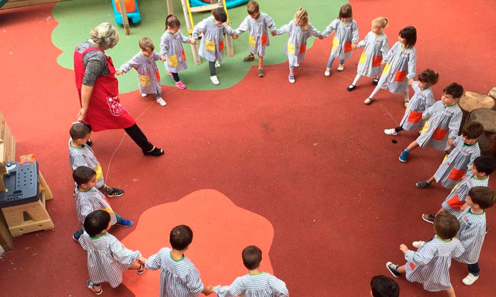 Educació Infantil | IE Sant Jordi | EstusiasMAT