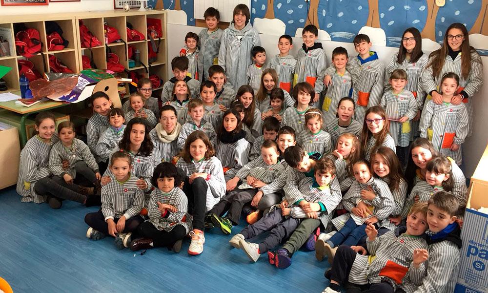 Educació Infantil | IE Sant Jordi | Padrins de Lectura