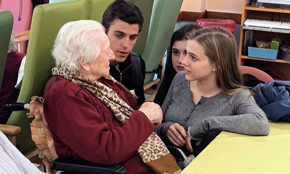 Educació Secundaria | IE Sant Jordi | Servei Comunitari