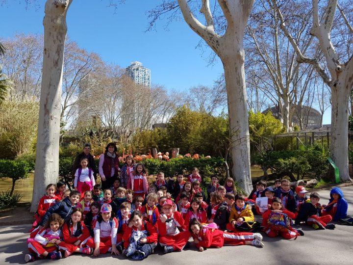 """""""Coneguem els animals"""" al Zoo de Barcelona"""