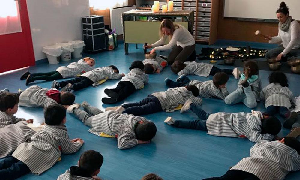 Educació Infantil | IE Sant Jordi | Treva