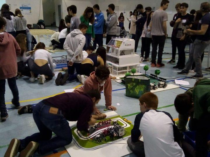 III Mostra de Robòtica de la Fundació Tr@ms