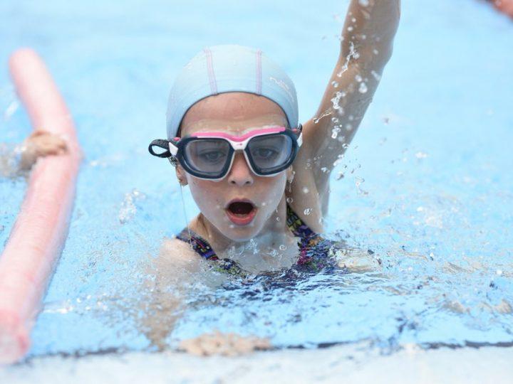 Acabem el curset de natació!