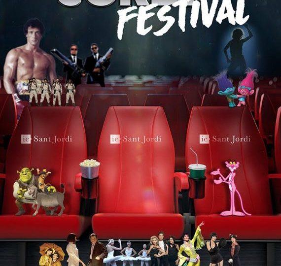 Un festival de cine!