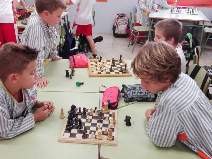 Ens entusiasmen els escacs!