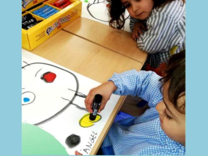 Descobrim Miró a través dels autoretrats